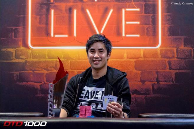 Tim Chung取得首届DTD 1000赛事冠军
