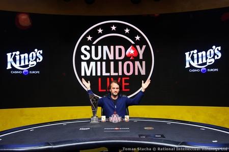 Philipp Salewski:首届线下周末百万赛冠军