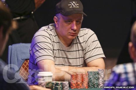 【蜗牛扑克】Roland Israelashvili:没有金手链的WSOP钱圈常客牌手