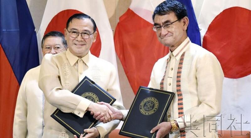 【蜗牛棋牌】日本将向菲律宾提供约2亿美元贷款修路