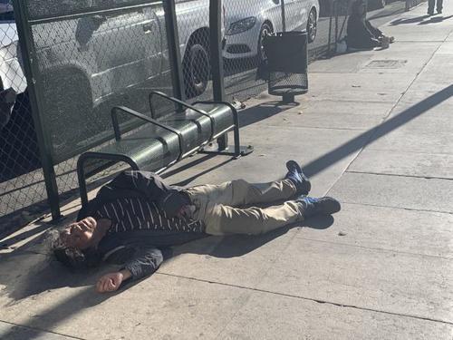 【蜗牛棋牌】美国洛杉矶华埠治安亮红灯:抢劫案频发 游民扰人