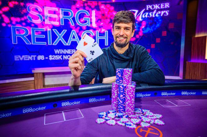 【蜗牛棋牌】Sergi Reixach取得扑克大师赛K NLHE胜利,Sam Soverel问鼎玩家排行榜