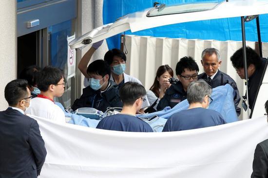 【蜗牛棋牌】日本京阿尼纵火犯再谈犯罪动机 转院前感谢医生