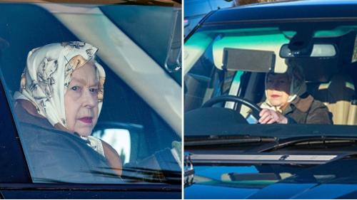 【蜗牛棋牌】英女王驾车没系安全带 英媒这样说