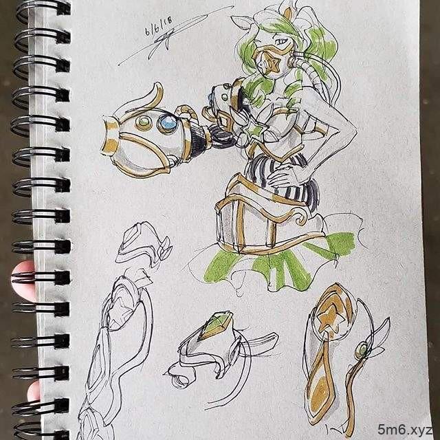 【蜗牛棋牌】AX动画展览会 玩家Cosplay《英雄联盟》乌尔加特的星光少女造型造型受欢迎