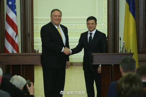 【蜗牛棋牌】乌克兰总统:准备与美国深化国防安全合作