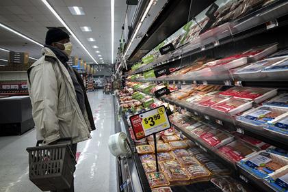 【蜗牛棋牌】疫情致肉类供应紧张 美国大型超市开启限购模式
